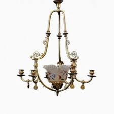 Brass Antique Chandelier Antique Chandeliers Online Shop Shop Antique Chandeliers At Pamono