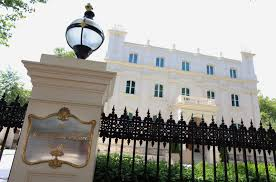 Kensington Pala Kensington Palace Gardens Tops List Of Britain U0027s Priciest Streets