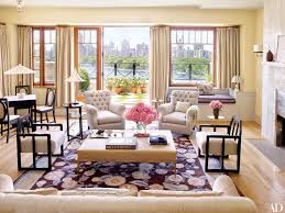 bette midler u0027s light filled manhattan penthouse and lush garden