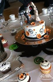 Halloween Themed Wedding Cakes 84 Best Wedding Cupcakes U0026 Desserts Images On Pinterest Wedding