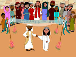 free bible images when the wine runs out at a wedding jesus