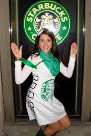 Crazy Halloween Costumes Ideas 12 Starbucks Costume Ideas Images Halloween