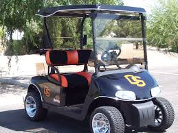 paint golf cart the best cart