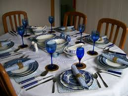 best solutions of second hand rose e dine with me with set up