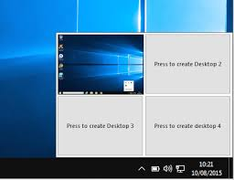 bureaux virtuels windows 7 comment transformer windows 7 ou 8 en windows 10