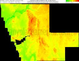 Michigan Topographic Maps by Free Muskegon County Michigan Topo Maps U0026 Elevations