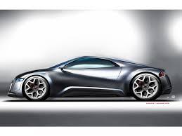 audi rsq concept car 2006 audi r zero concept sketch side 1920x1440 wallpaper
