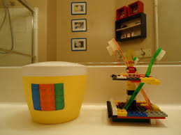 Kids Bathroom Idea by Lego Bathroom Decor Bathroom Decor