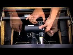 dual motor riser recliner changing the motor youtube