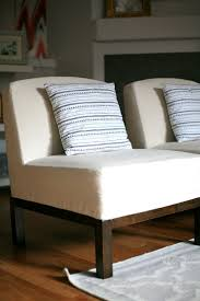 slipcover for slipper chair upping my slipcover two diy slipcovers create enjoy