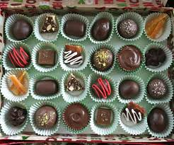 halloween chocolate balls homemade assorted candy box 14 steps with pictures