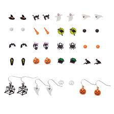 halloween mix earrings 20 pack claire u0027s