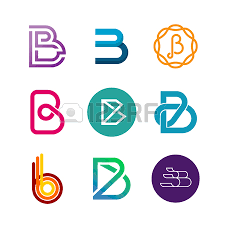 Monogram Letter B 1 306 B Monogram Stock Vector Illustration And Royalty Free B