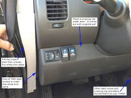 nissan frontier trim code z arb air locker with abs defeat how to with pics nissan