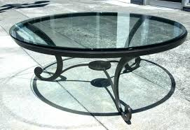 wrought iron coffee table with glass top iron coffee table iron leg coffee table wrought iron coffee and end