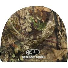 reversible mossy oak logo beanie mossy oak up country camo