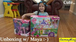 mlp wedding castle my pony princess wedding castle and talking princess