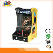 Ms Pacman Cocktail Table Cocktail Arcade Machine Guangzhou Guangsheng Game And Amusement