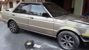 nissan sunny 1992 nissan sunny fb 12 modified sri lanka youtube