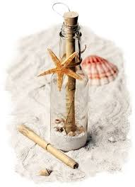 wedding invitations in a bottle i m definitely going to make these they ll be for my new