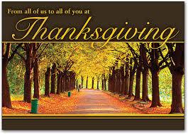 thanksgiving traditional postcards smartpractice dental