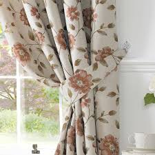 hereford curtain tiebacks pair terracotta