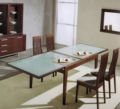 Expandable Dining Room Tables by Dining Room Interesting Dining Space Which Has Four Wooden