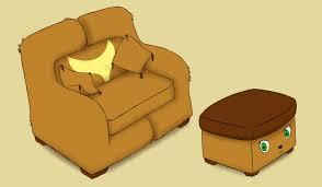 Couch Cartoon Eloy Sofa Tf Comfort Edition By Donpretzel On Deviantart