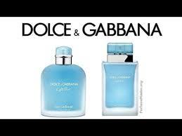d g light blue womens review dolce gabbana light blue eau intense perfume collection youtube