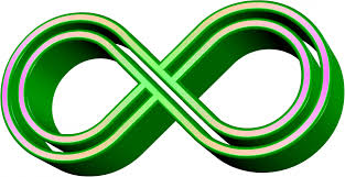 infinity sign 4 color infinity sign free stock photo public domain pictures
