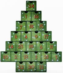 amazon com o christmas tree treasure box advent calendar