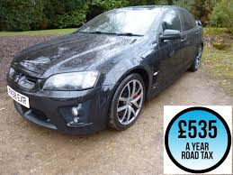 vauxhall vxr8 wagon used vauxhall vxr8 cars for sale motors co uk