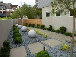design ideas patio with rock garden and stone plus gravel also