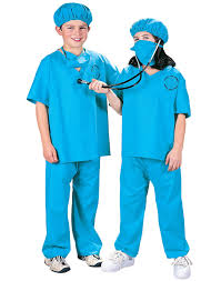 doctor who halloween costumes for sale amazon com doctor scrubs deluxe kids costume toys u0026 games