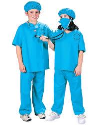 amazon com doctor scrubs deluxe kids costume toys u0026 games