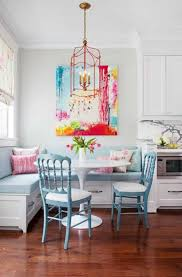esszimmer eckbank esszimmer eckbank stühle rosa blau esszimmer