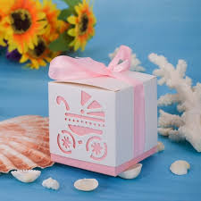 ribbon candy where to buy 12pcs pack wedding favor gift ribbon candy box cake boxes cut out