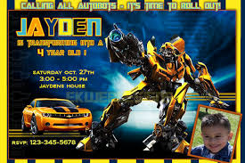 transformer birthday transformers birthday invitations ideas bagvania free printable