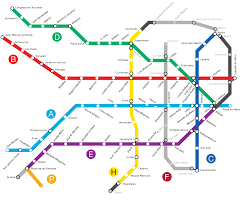 Pdf Metro Map by Buenos Aires Underground U2014 Map Lines Route Hours Tickets
