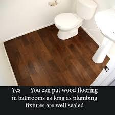 Laminate Wood Flooring For Bathrooms Laminate Flooring Photos From - Hardwood flooring in bathroom