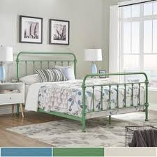 Metal Bed Frames Queen Queen Size Metal Beds Shop The Best Deals For Nov 2017