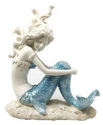 beautiful ocean atlantis goddess lovesick princess mermaid sitting