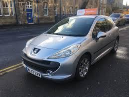 peugeot 207 1 6 sport 3dr for sale in burnley reedley car sales