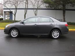09 toyota corolla le 2009 toyota corolla le sedan 4 cylinder automatic excellent condition