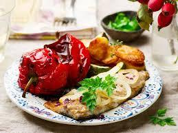 cuisiner des filets de maquereaux filets de maquereau au four une recette soscuisine