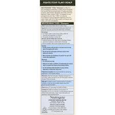 neutrogena t gel anti dandruff shampoo therapeutic 200ml woolworths