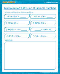 addition and subtraction of integers free math worksheets for