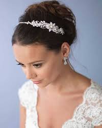 bridal headband wedding headbands