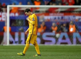 Lionel Messi Leg Lionel Messi Out Of Sorts And More Chions League Talking Points