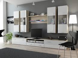 Wohnzimmerschrank Bilder Wohnwand Wohnzimmerschrank Tv Wand Hängeschrank Real